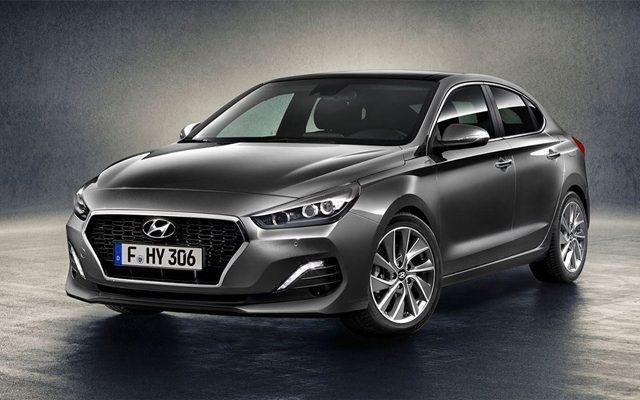 Der neue Hyundai i30 Fastback